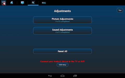 THX tune-up screenshot 2