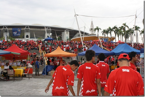 final Malaysia Cup 2010