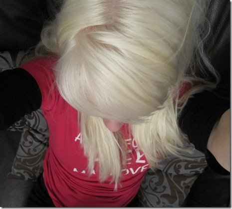 how i bleach my hair katie snooks