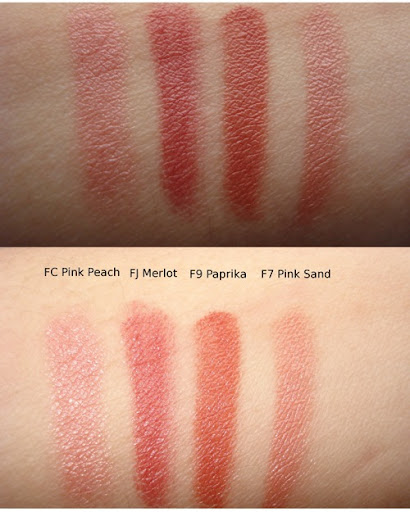 paleta clinique swatches com e sem flash.jpg