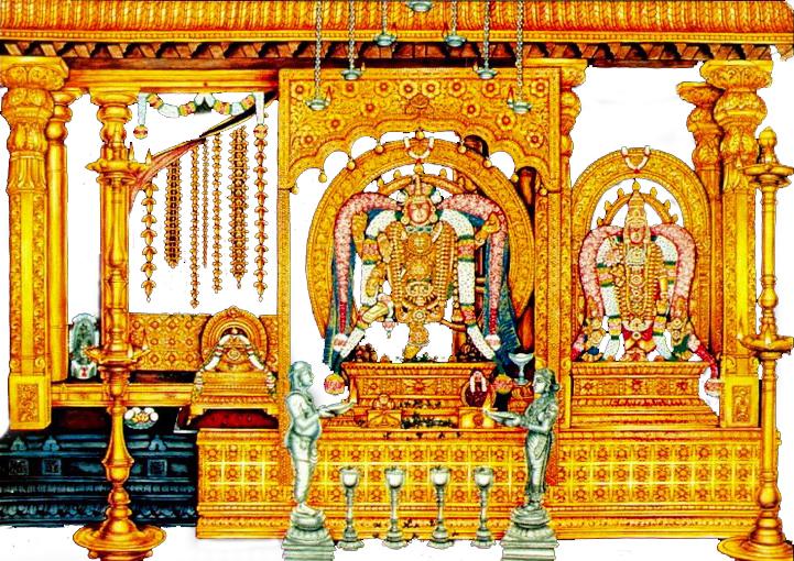 Chidambaram Temple, Chidambaram (Ether)