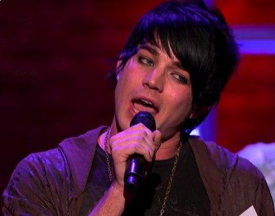 Adam Lambert haircuts pictures