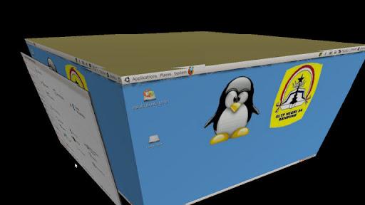 Desktop Cube