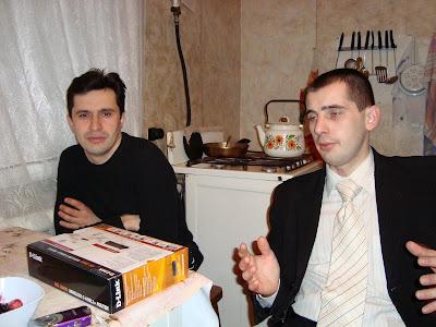 Брат Мыколы - Сергей