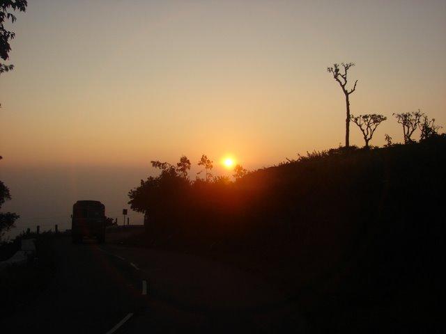 Sunrise, Kothagiri saalai