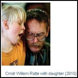 Ratte with little daughter