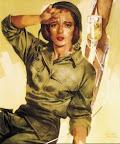 Tentara wanita terbaik di dunia