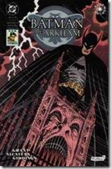 Alcatena - Batman de Arkham