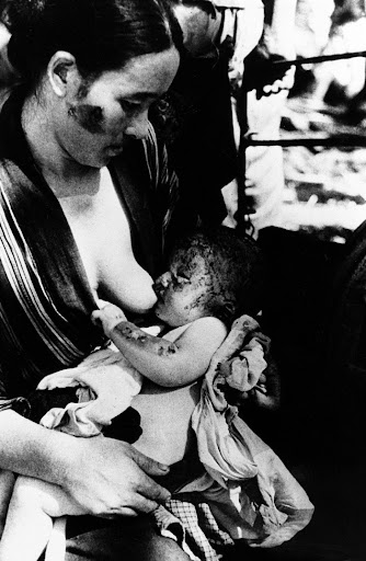 NAGASAKI STRUGGLE FOR LIFE 1945