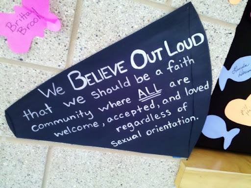 Believe Out Loud Statement