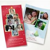 Flat Photo Cards