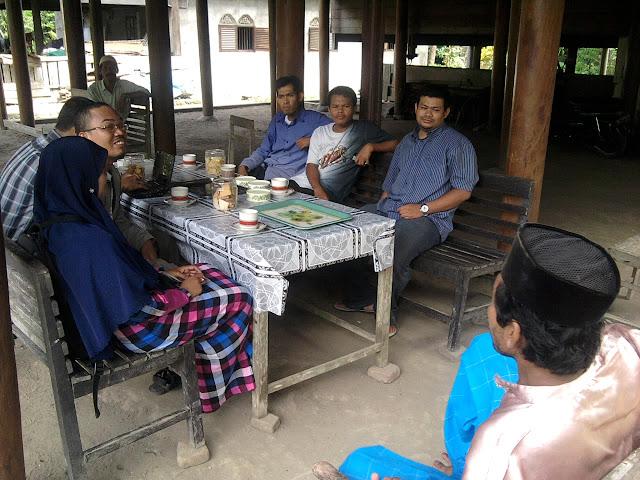 Wawancara dengan Tgk Muhsin