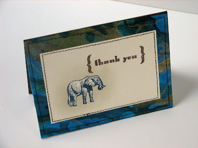 Our thank you cards from sarahrhacker