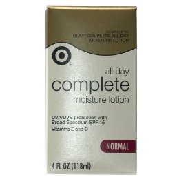The Bionic Beauty blog reviews Up & Up Daily UV Facial Moisturizing Lotion by Target