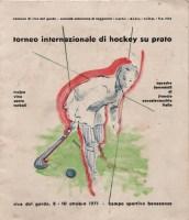 La storia dell'Hockey Club Riva – 2a puntata: le origini.