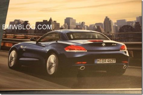 BMW Z4 2010 02