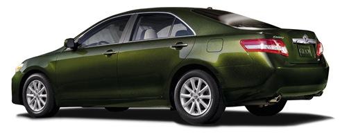 Toyota Camry 2010 03