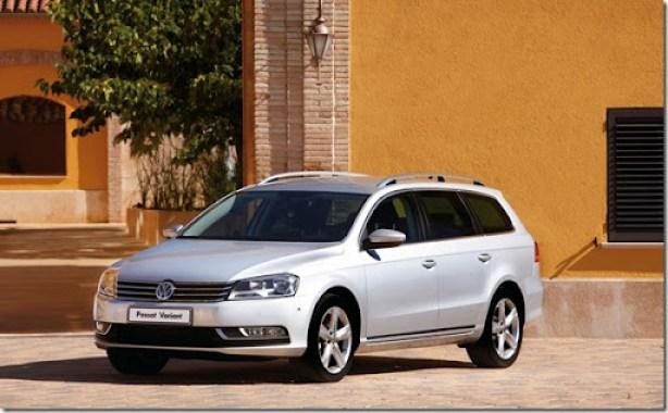 Volkswagen Passat 2012 brasil (5)