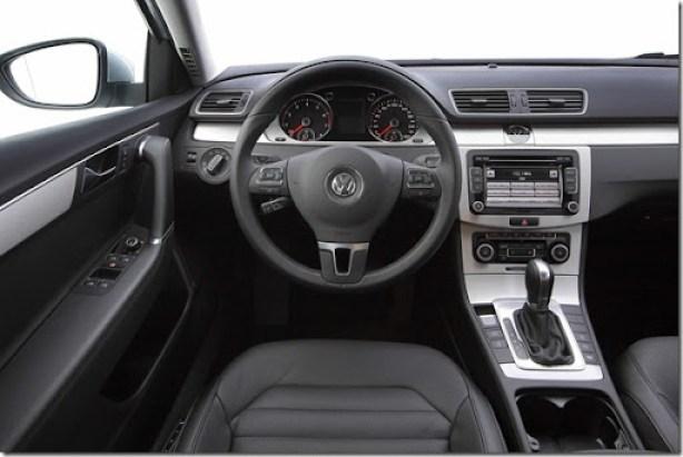Volkswagen Passat 2012 brasil (6)