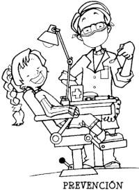 Dibujo De Salud Para Colorear