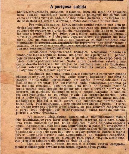 Travessia 1942 - 3ª Parte