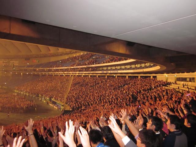 Bon Jovi Circle Tour - Tokyo 2010 (4/6)
