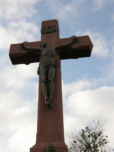 Corpus Christi, Akali Korpusz, Jézus a kereszten, Barbi, Balatonakali, Balaton