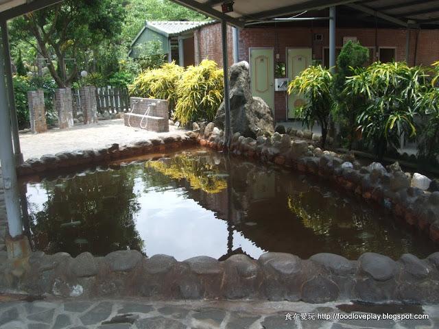 新北萬里-水田園農莊-$1650住溫泉民宿 - 食在愛玩
