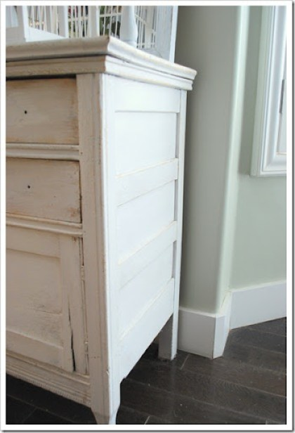 Gt Antique Nightstand And 5 Mirror Makeover Sweet Pickins