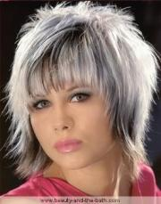 top shag haircuts and styles trendy