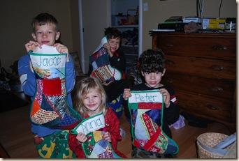 stocking time 2