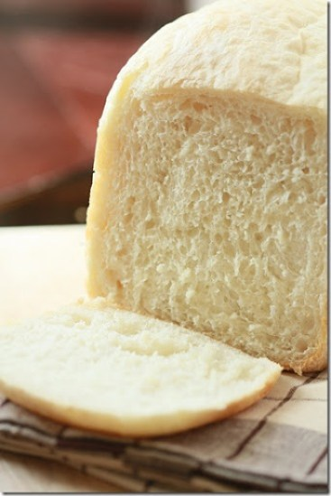Delicious bread loaf that makes the perfect homemade bread.