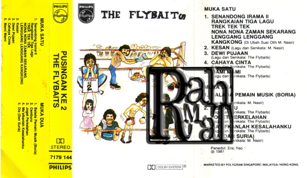 THE FLYBAITS