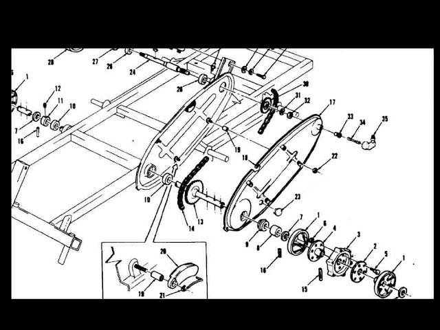 RAIDER HAWK & DOUBLE EAGLE SNOWMOBILE PARTS MANUALs