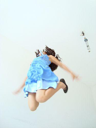 """""""Aeromoça"""" de Ana Patricia Almeida (en flickr, 19/10/08)"""