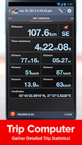 Speed Tracker Free screenshot 4