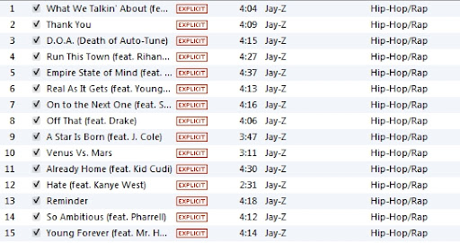 Jay z the blueprint 3 album itunes plus aac m4a descarga223 anuncios malvernweather Image collections