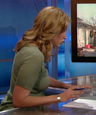 News Babes The Weather Channel's Hottie  Stephanie Abrams