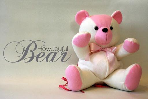 how joyful bear