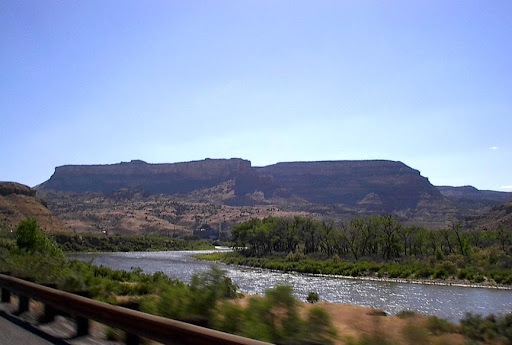 Image result for Colorado River near Grand Junction
