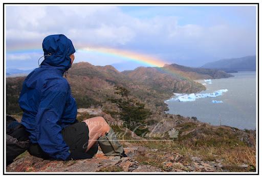 Rainbows and Icebergs