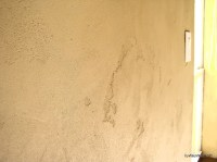 Healthy Home Choices: Close up of stucco textured Old ...
