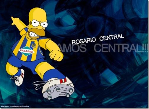 Sp 3d Wallpaper Homer Simpson Con Importante Equipos De Futbol Blog De