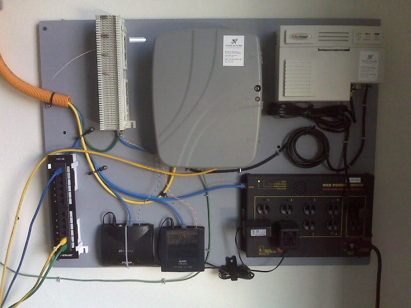 pictures of ugly work ii - telephone system installers tech support  rj31x