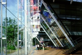 Electronic Arts European Headquarters, Chertsey, United Kingdom