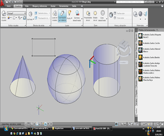 malla poligonal (polygonal mesh) autocad 3d