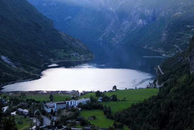 Ruta en coche por Noruega