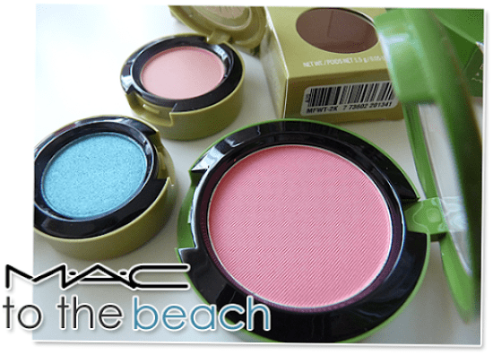 M.A.C. To The Beach – geshopt!