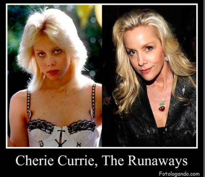 Cherie Currie, The Runaways