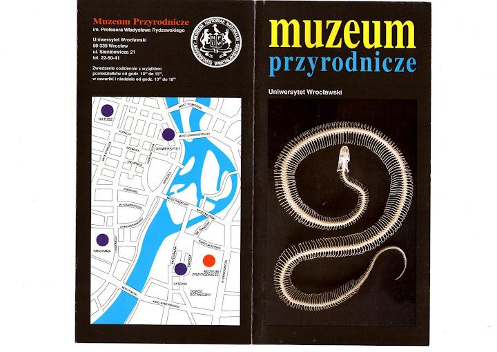 Mały przewodnik po Muzeum Przyrodniczym we Wrocławiu